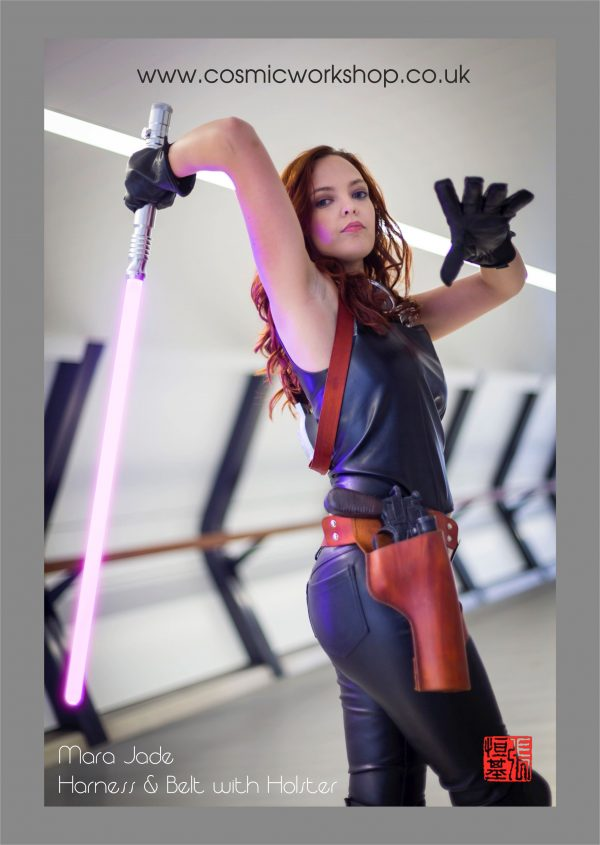 Mara Jade cosplay costume