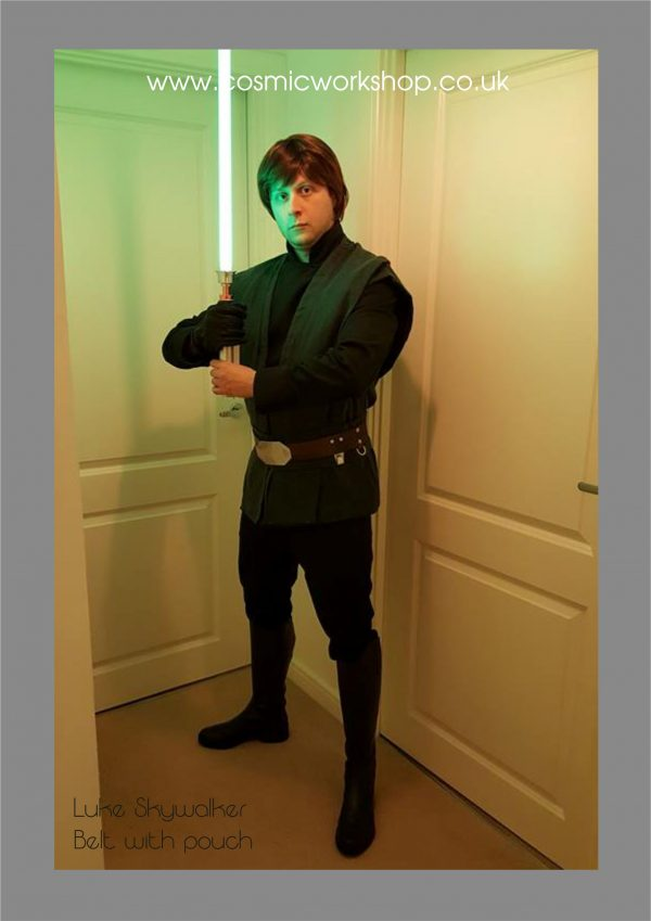 luke skywalker belt return of the jedi