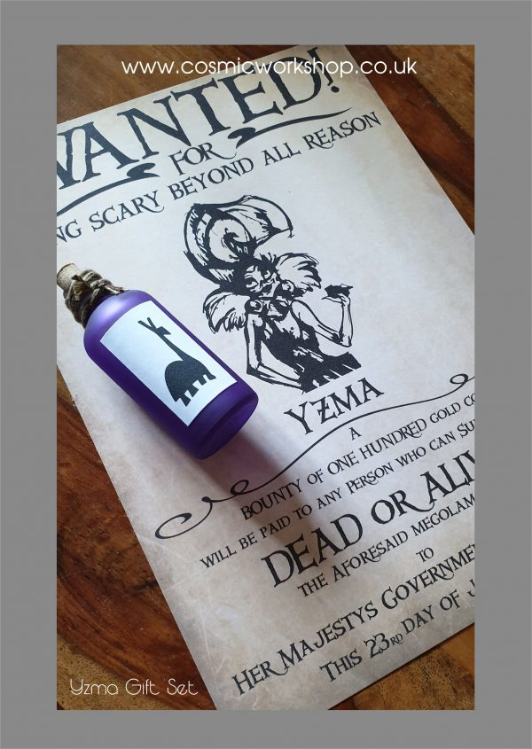 yzma potion bottle gift