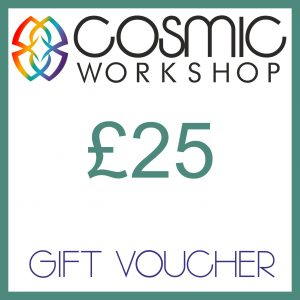Cosmic Workshop £25 gift voucher
