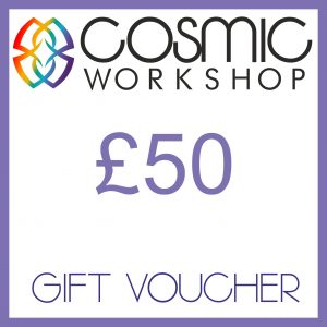 Cosmic Workshop £50 gift voucher